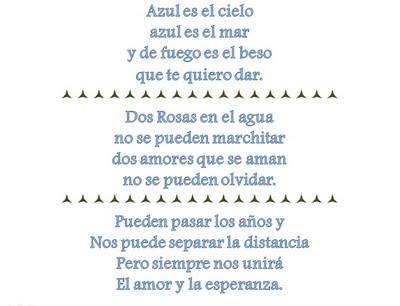 poemas de amor. mensajes de amor y amistad