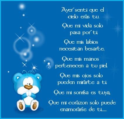 poemas en espanol. poemas