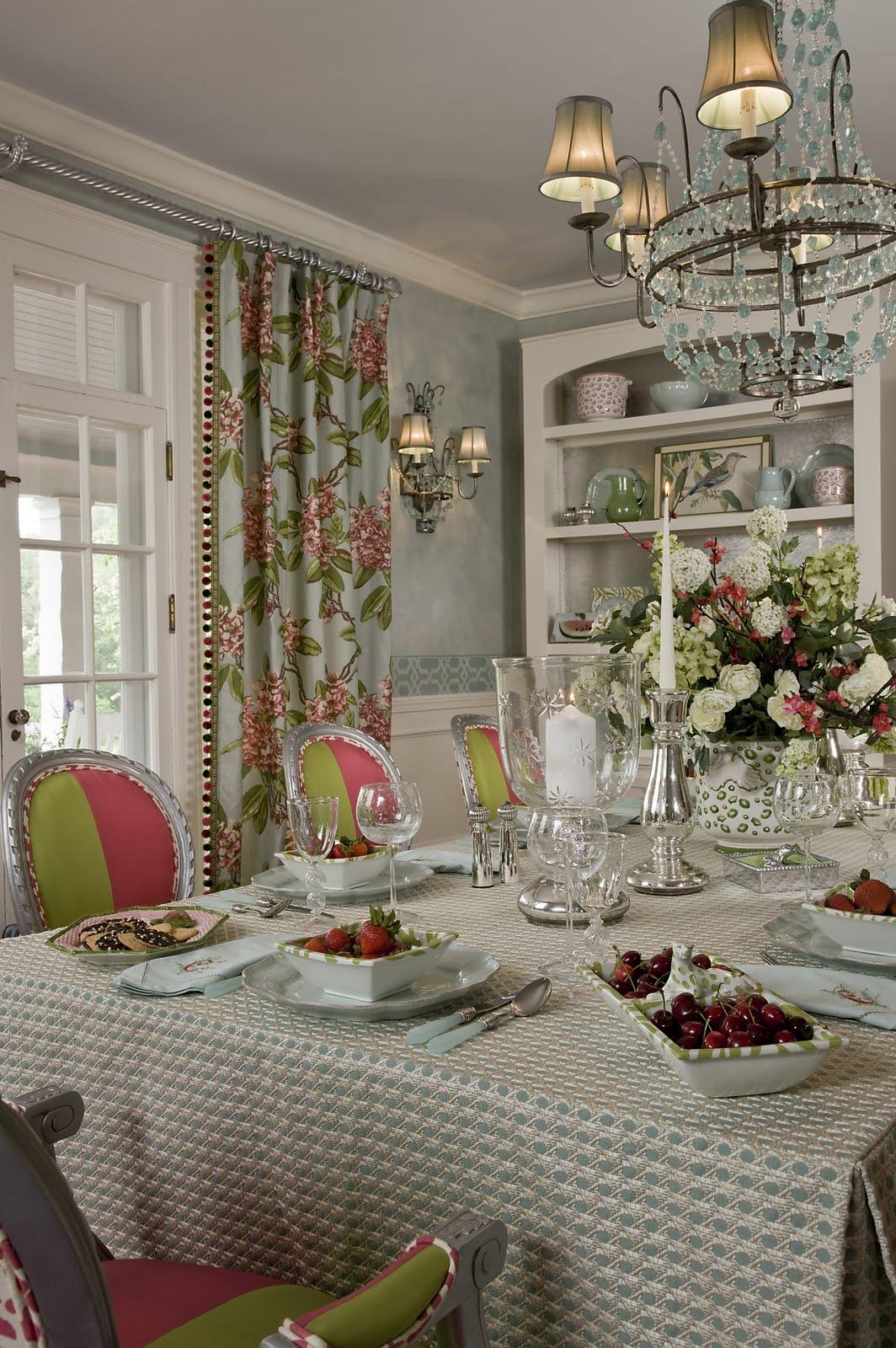 Kate Dickerson Design Portfolio Dining Rooms