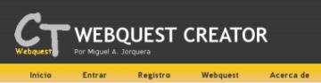 Webquest Creator (Servidor Principal)