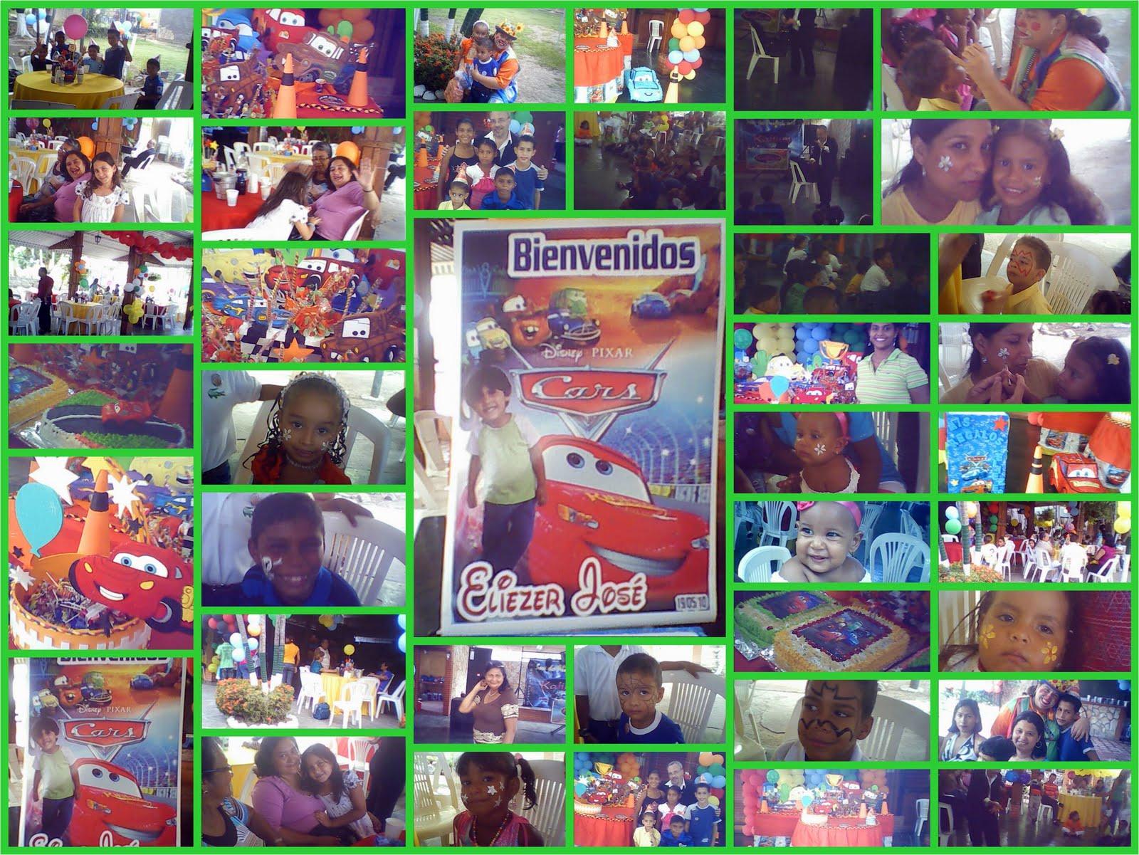 Cumpleaños de Eliezer Jose