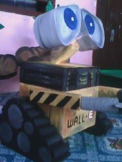 Cento de mesa WALL-E