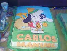 Cumpleaños de CARLOS