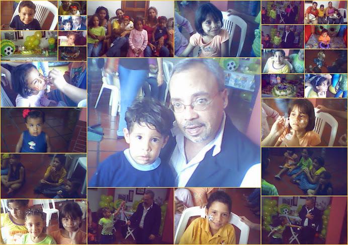 Cumpleaños de Miguelangel