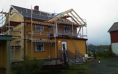 bygge kvist på hus