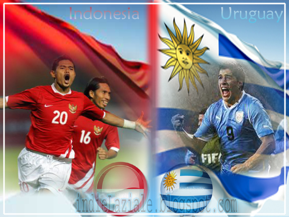Indonesia vs Uruguay