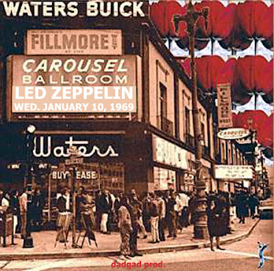 Led Zeppelin - 1969-04-27: Fillmore West, San Francisco, CA, USA (disc 1: F