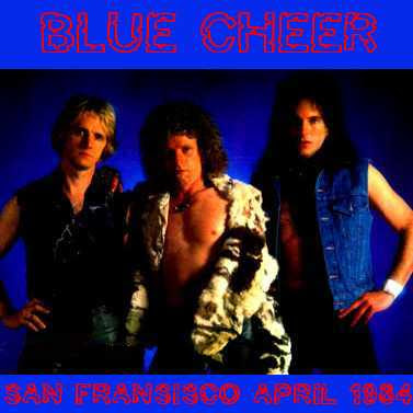 Blue Cheer - Hatred That Feeds Upon The Soul