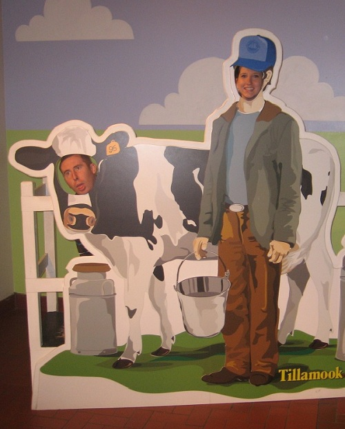 Trevor, I am going to milk you!