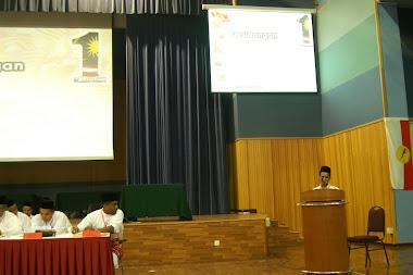 Persidangan Tahunan Pemuda UMNO Bahagian Serdang- 19 Jun 2009 (sebelah pagi)