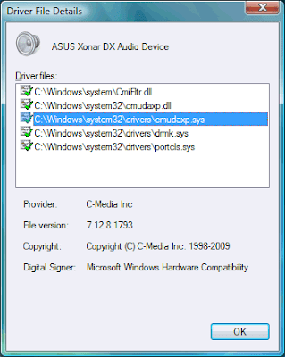 Asus Xonar U3 Drivers Windows 10