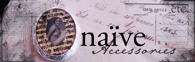 naïve accessories