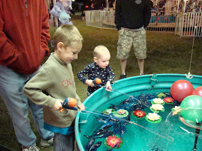 Holloway Family Adventures: Lake Brantley Fall Carnival