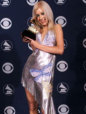 """Christina """"Xtina"""" Aguilera"""