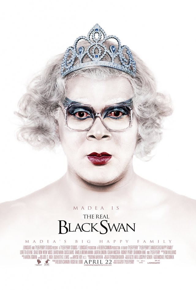Putting those gay rumors to rest once and for all, Tyler Perry returns as ...