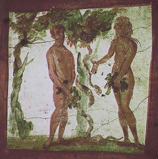 the Serpent, Adam & Eve