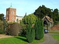 Mary Magdalene church Gt Offley