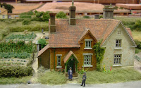 Pendon Museum model