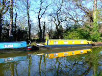 Reflections on a Narrowboat