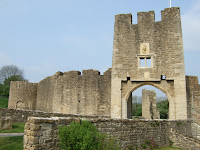 Farleigh Hungerford Castle
