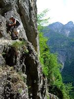 Cliff 'path'
