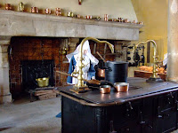 Kitchens in the Hotel Dieu