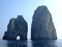 The islands which are Capri's icon
