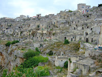 The sassi at Matera