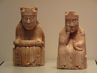 A must visit - Lewis chess pieces