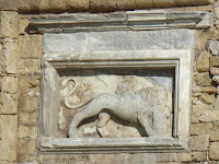 St Mark's Lion on Fortress
