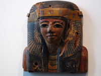 Fake 'ancient Egyptian' Coffin Mask sold for $5000