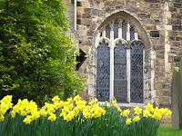 Ledsham church