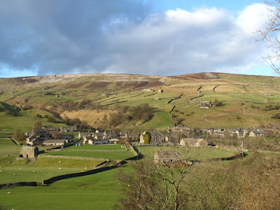 Typical Yorkshire scenery