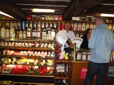 Oldest Sweet Shop, Pateley Bridge