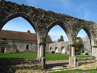 Ruined Abbey at Beaulieu
