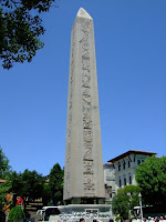 The Obelisk in the Hippodrome