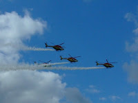 Indian Air Force Helicopter Display Team