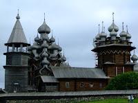 The Kizhi church ensemble