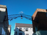 Entrance to Butchers Row