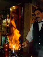 The Flambé Chef