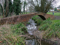 The pack horse bridge