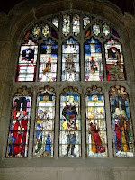 St Mary's window
