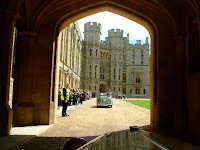 Into the Royal Quadrangle