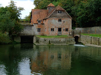 Mapledurham Water Mill