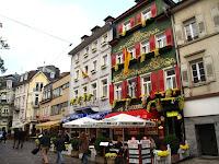 Baden-Baden streetscape