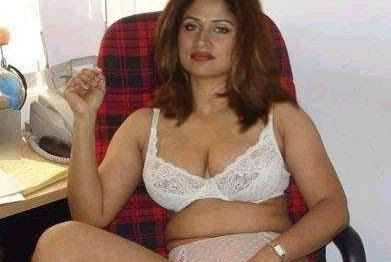 Aunty in picture hot nri party