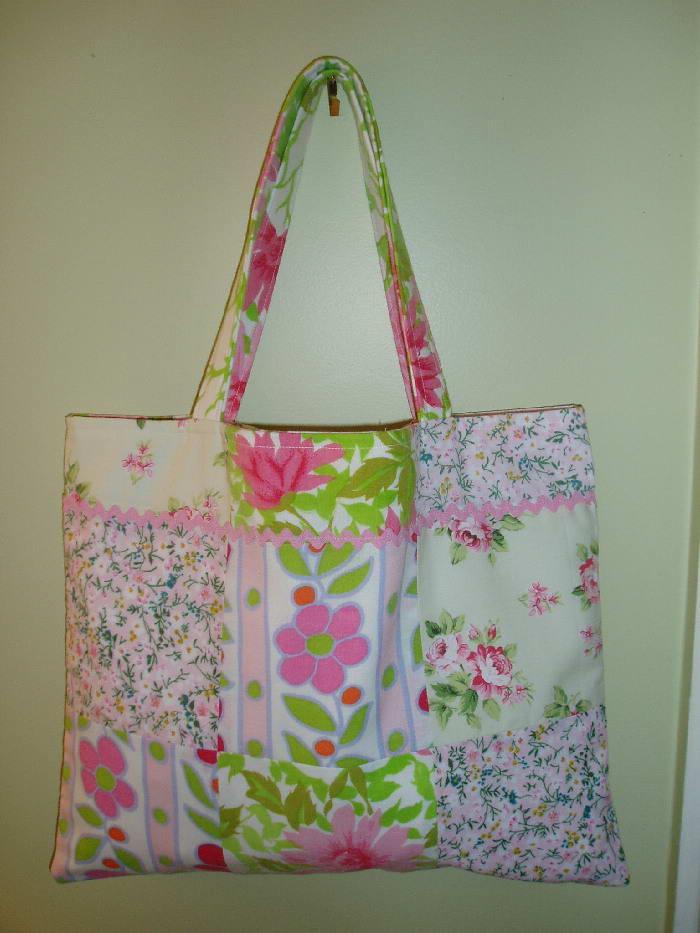 Knitting Patterns Free: Bag Patterns