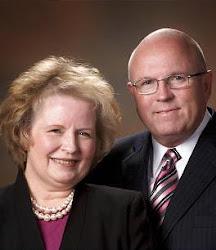 President and Sister Tervort