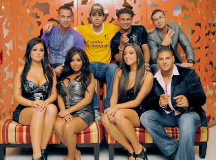 jersey shore cast. #39;Jersey Shore#39; cast resumes