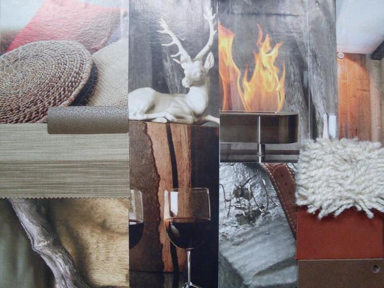 Materialencollage